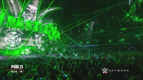 WWE Wrestlemania fever kicks in, 6 months out