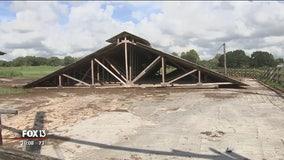 Last dairy in Polk County may close following October tornado