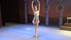 Christmas season is here, meaning 'The Nutcracker' has arrived at the Straz