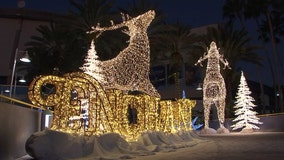 Take a look inside the Enchant Christmas maze in St. Pete