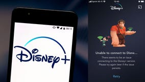 Disney Plus subscribers report connection problems on Day 1
