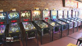 Spend a day with Pac-Man, Mario, and plenty of pinball, too