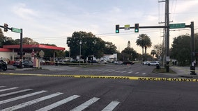 Girl critically hurt after being hit by van in St. Pete