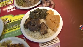 If you're going to Steph's in Dade City, bring your appetite
