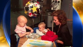 Moms team up to battle pediatric cancer