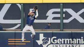 Kevin Kiermaier wins third 'Gold Glove Award' of his career