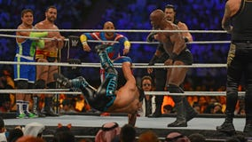 'The show must go on': WWE SmackDown set for 'surprises' after superstars' flight delayed leaving Saudi Arabia