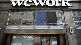 WeWork laying off 2,400 employees to 'create a more efficient organization'
