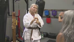 New self-defense class focuses on people who are hard of hearing or deaf