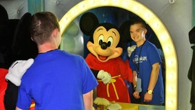 Dream come true: Pinellas boy with tuberous sclerosis visits Disneyland, 'Mickey's Summer House'