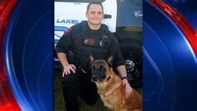 Lakeland officer arrested for DUI in police SUV