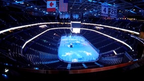 From top to bottom, Lightning fans can get a personal tour of Amalie Arena before a home game