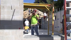 Habitat for Humanity 'raising the roof' for veteran and his brother