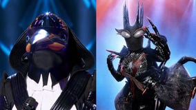 Penguin and black widow unmasked: FOX's 'The Masked Singer' unveils 2 more celebrity contestants