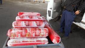 CBP seizes more than 150 pounds of black market bologna