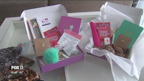 No ordinary gift box: Chemo Kits give patients essential tools for fighting cancer