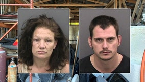 Two arrested for operating illegal chop shop from Riverview home, detectives say