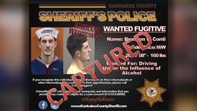 Man surrenders after sheriff's office edits photo to add costume