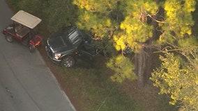 Polk deputies shoot, kill driver heading for them