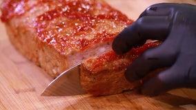 Recipe: 'Blue-collar lunch box' meat loaf sandwich