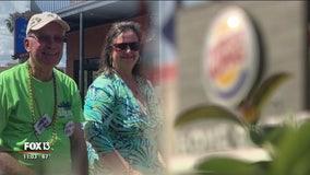 David Straz remembered for many things, including his order at Burger King