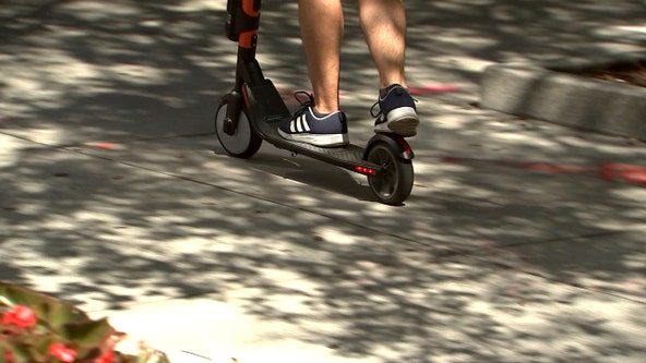 What are the rules of the sidewalk? Tampa police have the answers.