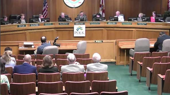 Polk County to allow public employees to carry concealed weapons at county worksites
