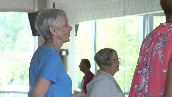 Senior adults protect themselves from costly falls