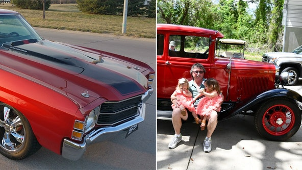 Great Rides: 1971 Chevelle SS and 1940 Ford Model A
