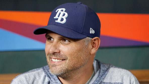 Tampa Bay Rays' Kevin Cash finishes third in AL Manager of the Year voting