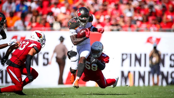 Winston throws for 358 yards as Bucs beat Cardinals 30-27