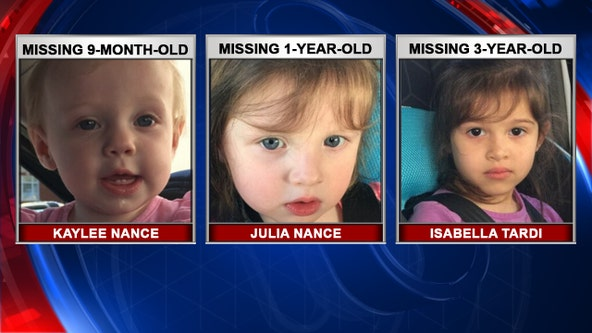 Citrus County deputies search for three missing girls