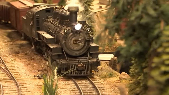 On specific weekends, you can see the meticulous details of fine scale models in Odessa