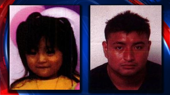 Amber Alert issued for 2-year-old girl in South Florida