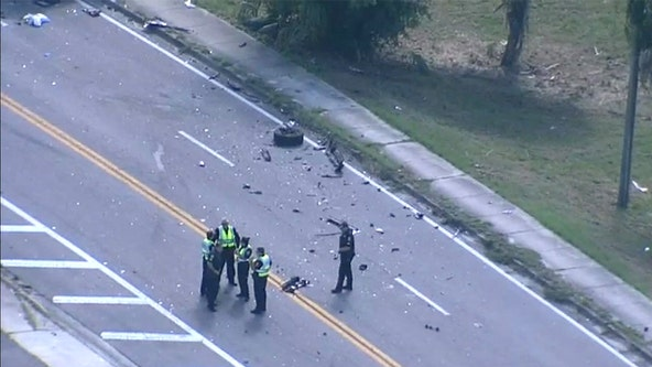 One dead, one injured in Clearwater crash