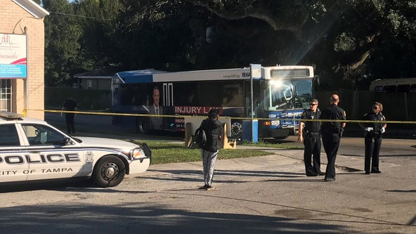 Driver OK after attack aboard HART bus, police say