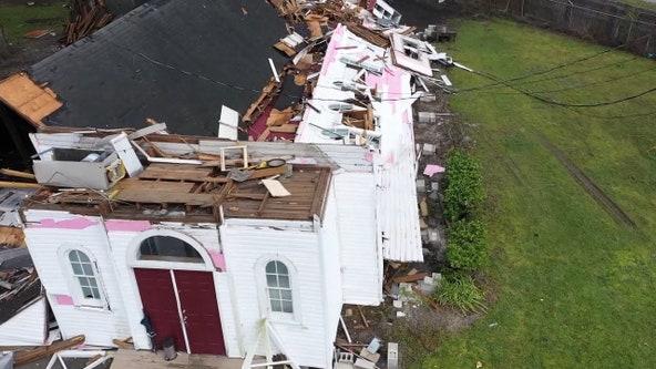 Lakeland Salvation Army opens doors for disaster loan help following October tornado