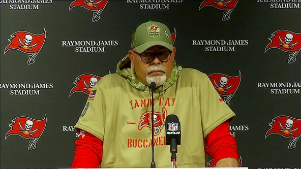 Arians: Struggling Buccaneers won't give up on season