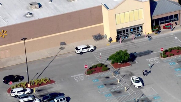 Pasco deputies use Taser to chase shopper from Walmart ceiling