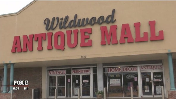 Lakeland antique mall closes without little warning for vendors