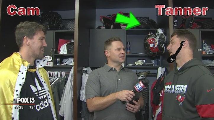 Thursday Night Trivia: Cam Brate vs Tanner Hudson - FOX 13 Tampa Bay
