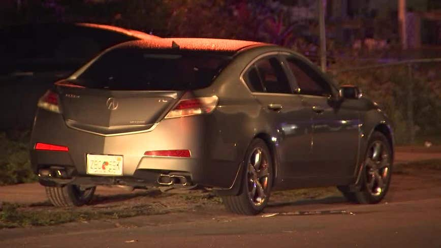 Tampa police investigating drive-by shooting