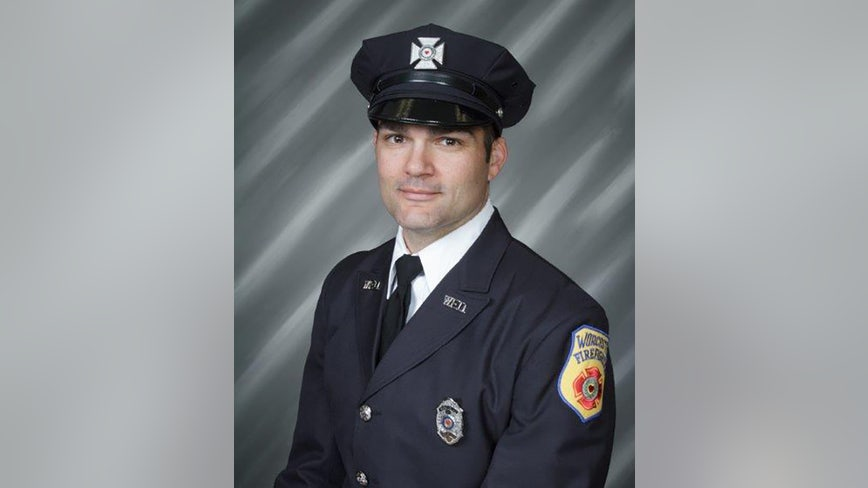 Massachusetts firefighter dies after 'heroically' saving crew from house fire