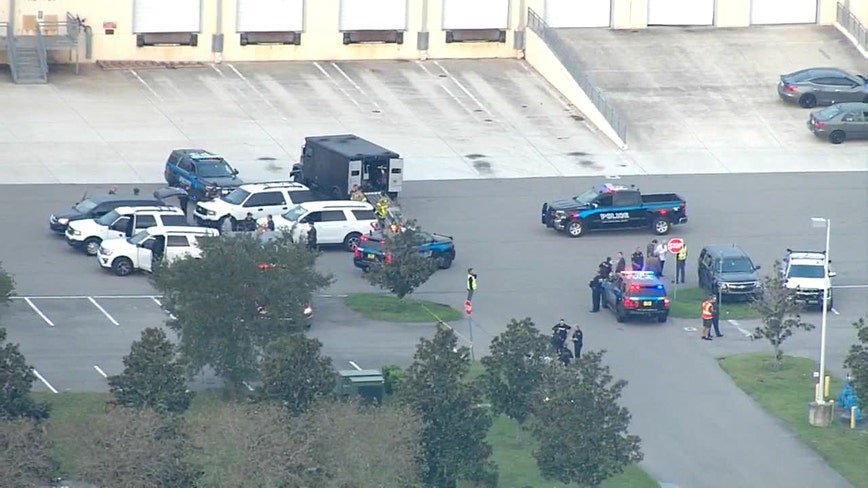Tampa police investigating suspicious package at Air General Cargo