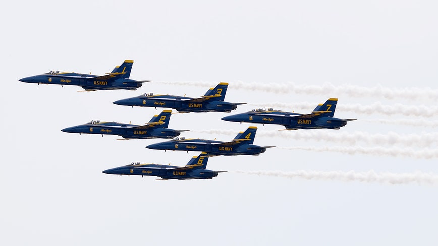 Blue Angels will return to headline MacDill AirFest in March 2020