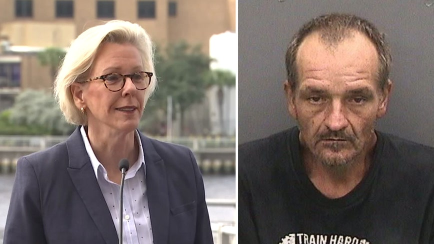 Tampa Mayor Jane Castor helps police catch burglary suspect
