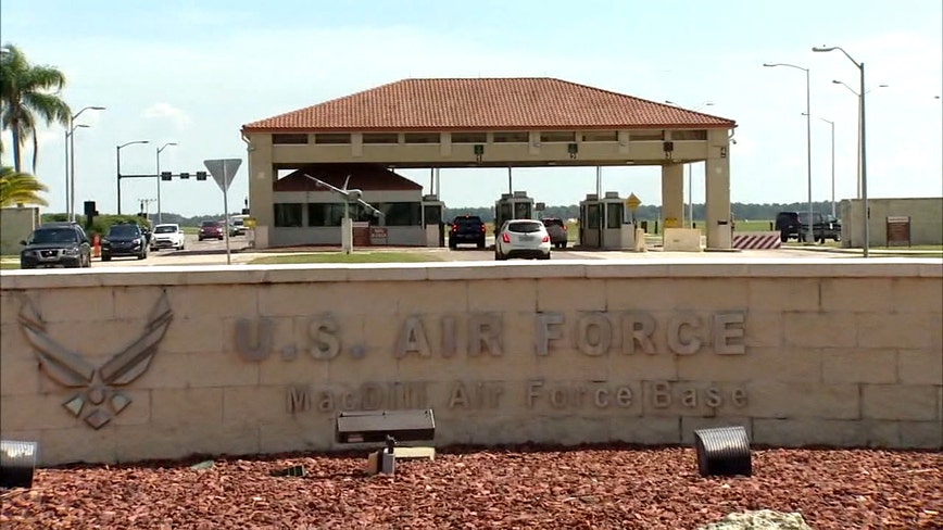 There may be unmarked graves at MacDill Air Force Base, officials say