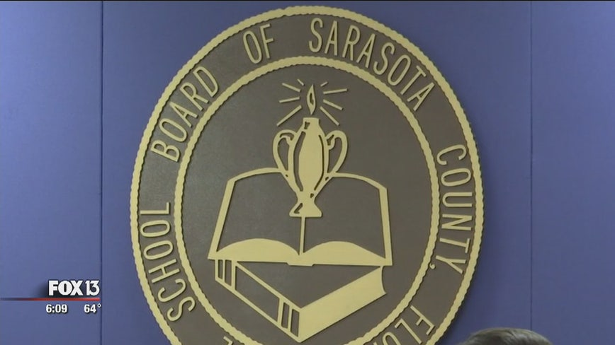 Sarasota school board appoints temporary superintendent