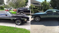 Great Rides: 1971 Mustang Mach 1 & 1975 Jaguar XJ6