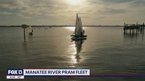 A serene evening sail in Palmetto